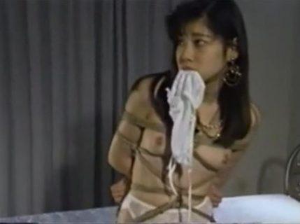 露木陽子 誘拐された美人OLが緊縛されて性処理奴隷にされる動画 画像