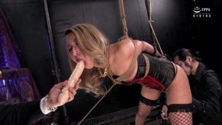 夏樹まりな SM女王様が同業者に監禁拘束されて拷問レイプされる動画 画像