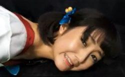 有本紗世 緊縛されたコスプレ美少女が敏感な体をこちょこちょされて悶え苦しむwww 画像
