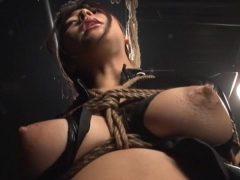 女工作員拷問崩壊 魔虐の肉牢ブートキャンプ 岬あずさ(13)