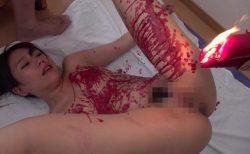 中尾芽衣子 支配されたい願望のM女が丸出しマンコを蝋燭責めされる動画 画像