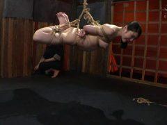 完全拘束・完全支配 拷問ドラッグ 塩見彩(9)