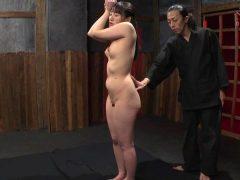 制服少女 串刺し拷問 河奈亜依(10)