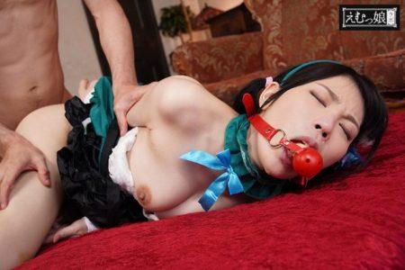七瀬ひまり ドMお嬢様がフェラチオ調教されながらマンコを犯される動画 画像