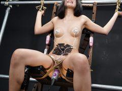 絶頂輪廻の高層椅子 何があっても絶対に逃れられない残酷な場所(18)
