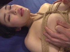 家畜娼婦に転落した女 鞭狂い人妻M覚醒実践講習会 塩見彩(15)