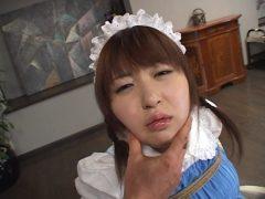 顔の形が変わるほどビンタを受けたいマゾ女たち(1)